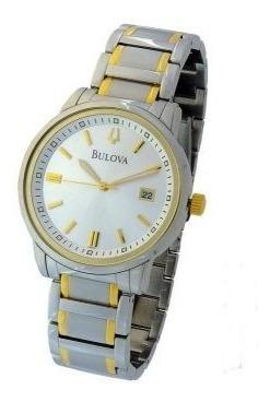 Relógio Bulova Masculino Quartz Wb21909s