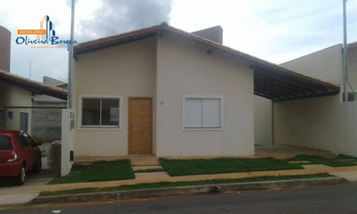 Casa Residencial Para Venda E Locação, Condomínio Residencial Villa Lobos, Anápolis - Ca1115. - Ca1115