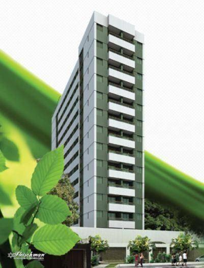 Apartamento Residencial À Venda, Espinheiro, Recife. - Ap0502
