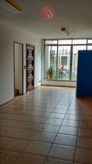 Sobrado Comercial Para Locação, Tatuapé, São Paulo - So4201. - So4201