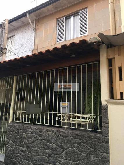Sobrado Com 2 Dormitórios À Venda, 75 M² - Vila Alzira - Santo André/sp - So2574