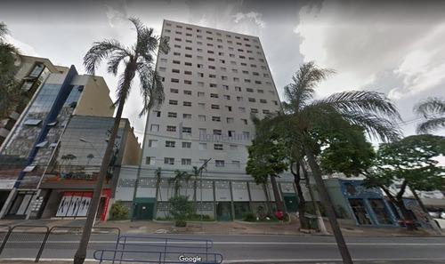 Apartamento Com 1 Dormitório À Venda, 43 M² Por R$ 155.000,00 - Cambuí - Campinas/sp - Ap4100