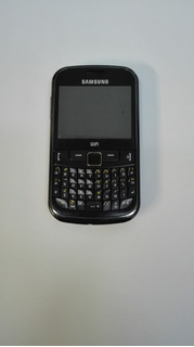 Celular Samsung Chat S3350 Qwerty Wi-fi Radio Bluetooth Mp3
