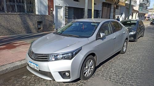 Imagen 1 de 8 de Toyota Corolla 2015 1.8 Xei Cvt Pack 140cv