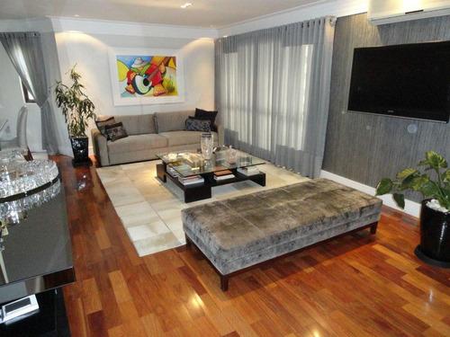 Cobertura Residencial À Venda, Tatuapé, São Paulo. - Co0233