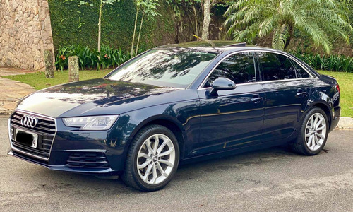 Audi A4 2018 2.0 Tfsi Ambiente S-tronic 4p