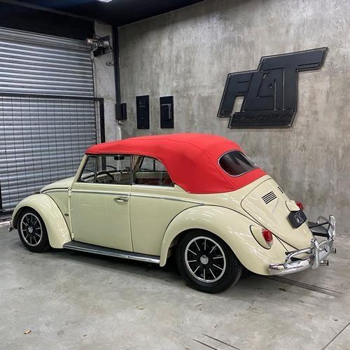 Imagem 1 de 8 de Fusca Cabriolet 1964