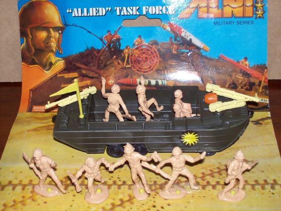 (d_t) Alni Anfibio Militar Con Soldados