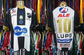 Abc 2011 Camisa Titular Tamanho G Número 10.