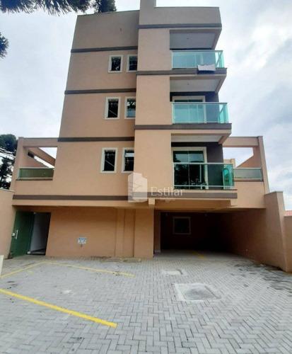 Apartamento 02 Quartos No Afonso Pena, São José Dos Pinhais - Ap3347