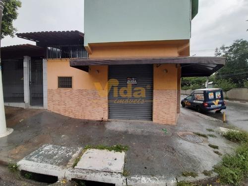 Imagem 1 de 14 de Salão Comercial Em São Pedro  -  Osasco - 44069