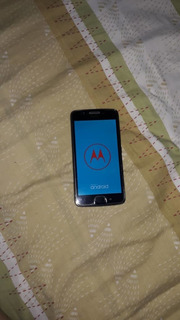 Teléfono Motorola G 5