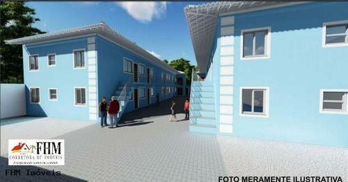Apartamento Para Venda Em Rio De Janeiro, Cosmos, 2 Dormitórios, 1 Banheiro, 1 Vaga - Fhm2207_2-607625