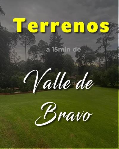 Imagen 1 de 14 de Terrenos En Venta A 15min De Valle De Bravo - Buen Precio