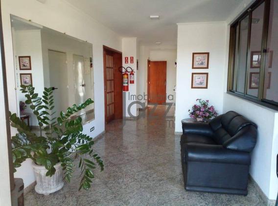 Grandioso Apartamento Com 3 Dormitórios (1 Suíte) À Venda, 126 M² Por R$ 520.000 - Parque São Quirino - Campinas/sp - Ap2040
