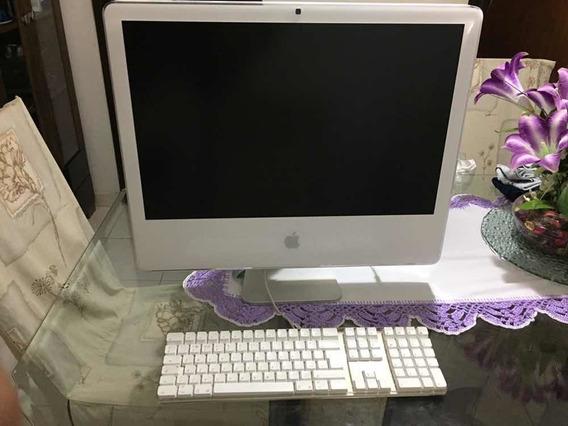 Apple iMac 24 A1200_intel Core 2 Duo_2gb_hd 500gb - Defeito