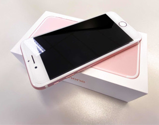 iPhone 7 Apple 256gb Ouro Rosa Rose Gold 3d Touch Impecável