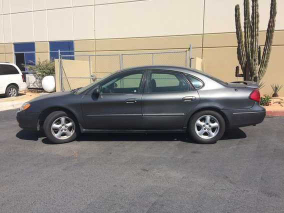 2002 Ford Taurus Sedan Ses Deluxe