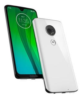 Smartphone Motorola Moto G7 Xt1962 Branco Polar Tela 5.7