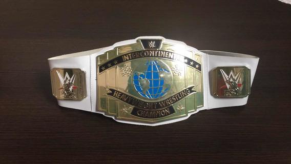 Cinturón Wwe Intercontinental Heavyweight Wrestling Champion