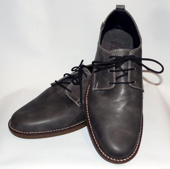 Calzado Vestir Hombres Cuero Premium Talle 43