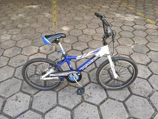 Bicicleta Raleigh Rodado 20 Aluminio