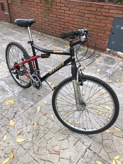 Bicicleta Rodado 26 Wonder 18 Velocidades