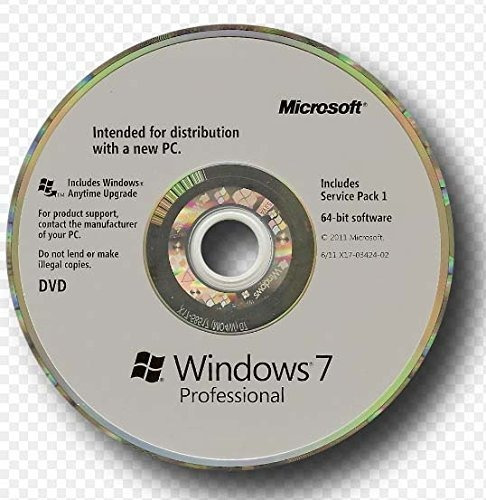 Dvd Microsoft Corporation Windows 7 Cod:700