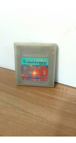 Tetris Flash Game Boy Color Usado