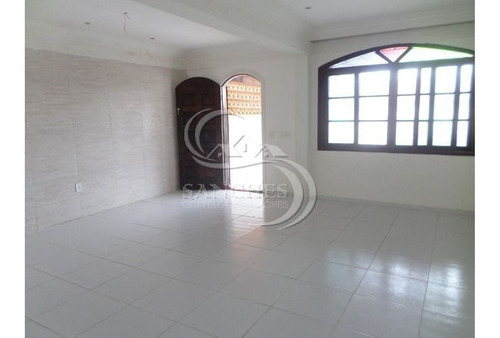 Imagem 1 de 15 de Linda Casa Isolada 2 Dormitórios Sendo 1 Suite No Jardim Imperador = Praia Grande