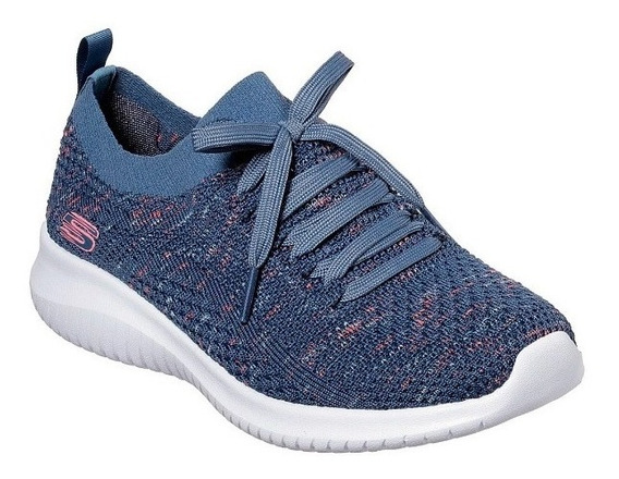 Zapatillas Skechers De Mujer Ultra Flex Happy Days