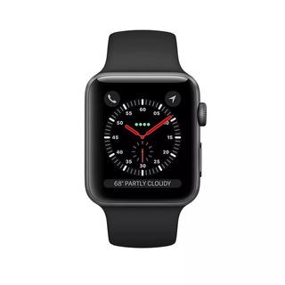 Apple Watch S3 Series 3 38mm Gps Prova D´água Novo