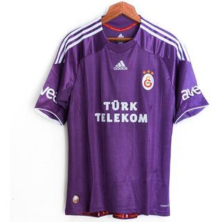 Camisa Futebol Masculino Galatasaray 2009/10 adidas L02233