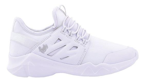 Zapatillas Con Suela Ultra Liviana Blanco- Tienda Footy