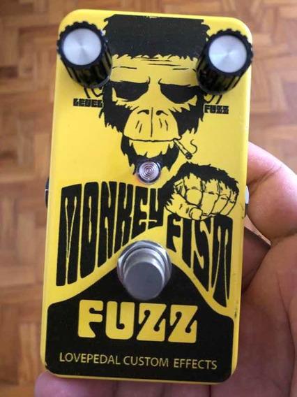 Lovepedal Monkey Fist Fuzz Octavia