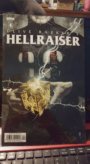 Hellraiser, Comic, Clive Barker N.4 , Usado Original