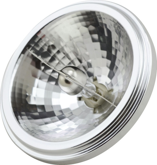 Lâmpada Ar111 Par 36 12 Volts 100 Watts 24 Graus Profissiona