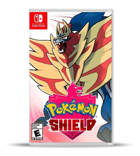 Pokemon Shield (nuevo) Switch Físico, Macrotec