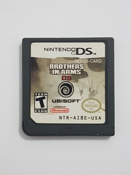 Brothers In Arms Ds Original Para Nintendo Ds