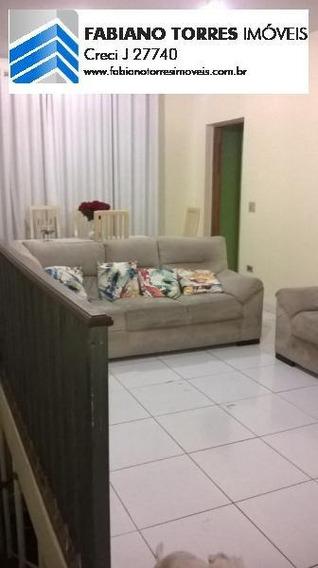 Sobrado Para Venda Em São Bernardo Do Campo, Pauliceia, 6 Dormitórios, 2 Suítes, 3 Banheiros, 5 Vagas - 1753