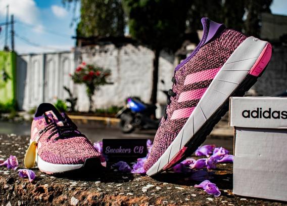 Tenis adidas Questar X Byd Rosas Para Mujer