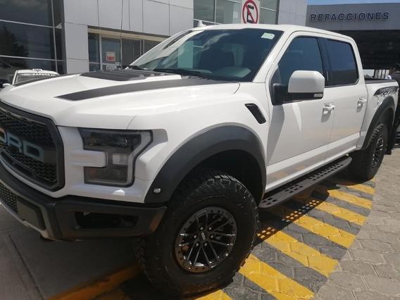 Ford Lobo Raptor Blanca 2020