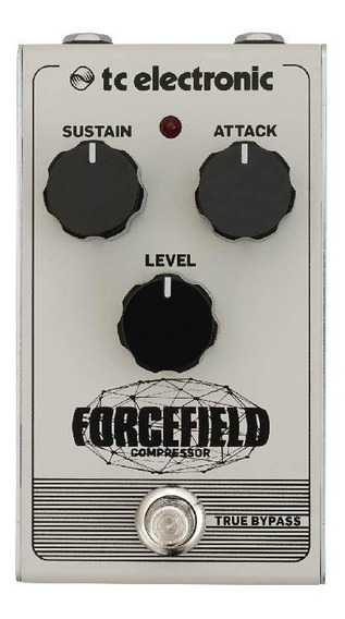 Pedal Para Guitarra Tc Electronic Forcefield Compressor