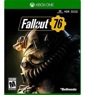 Xbox One Juego Fallout 76 Para Xbox One