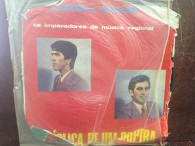 Vinil Lp - Marco Antonio E Julio Cesar-replica De Um Caipira
