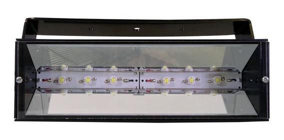 Super Strobo De Led Deltrônica E300 Branco, Equivalente 300w