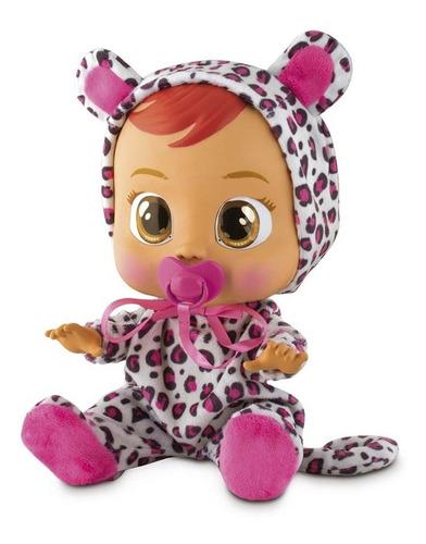Muñeca Cry Babies Lea