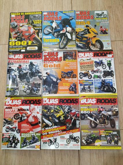79 Revistas Duas Rodas Ideal Para Colecionadores De Revistas