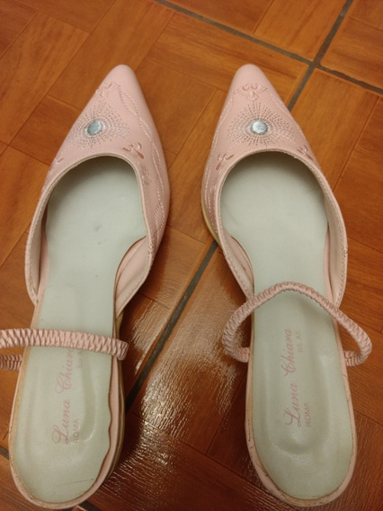 Zapatos Color Rosa