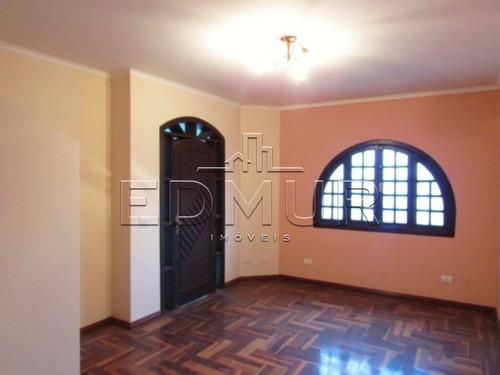 Sobrado - Vila Camilopolis - Ref: 2455 - L-2455